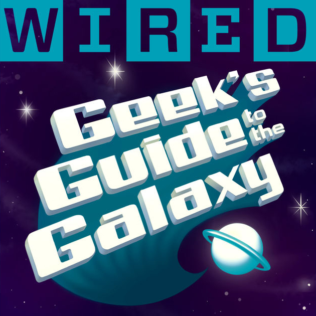 Geeks Guide to the Galaxy